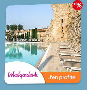Je profite de l'offre Weekendesk